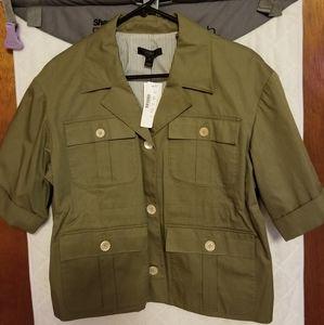 J Crew Safari Collection Jacket